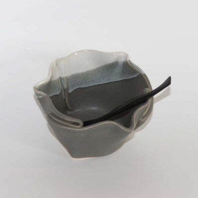 Multi-purpose Dish ~ shown in Grey and White