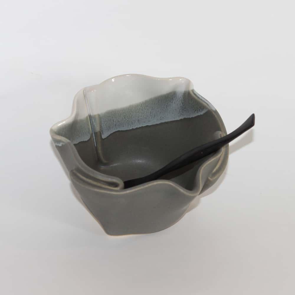 Multi-purpose Dish ~ shown in Grey and White