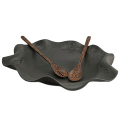 Platter ~ shown in Ebony