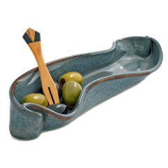 Olive Dish ~ shown in Medley