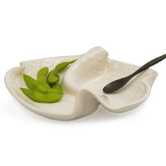 Condiment Dish ~ shown in Simply White