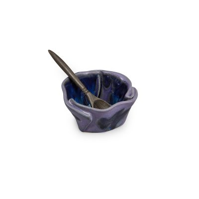 Periwinkle Tiny Pot