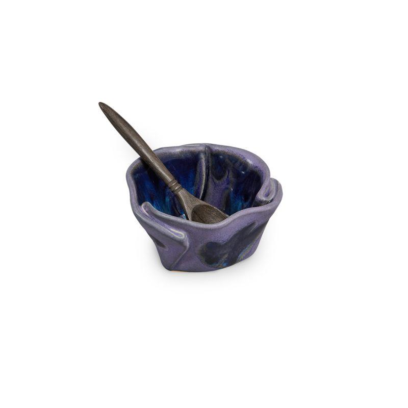 Periwinkle Tiny Pot