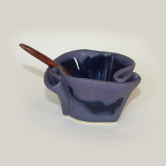 Tiny Pot ~ shown in Perriwinkle