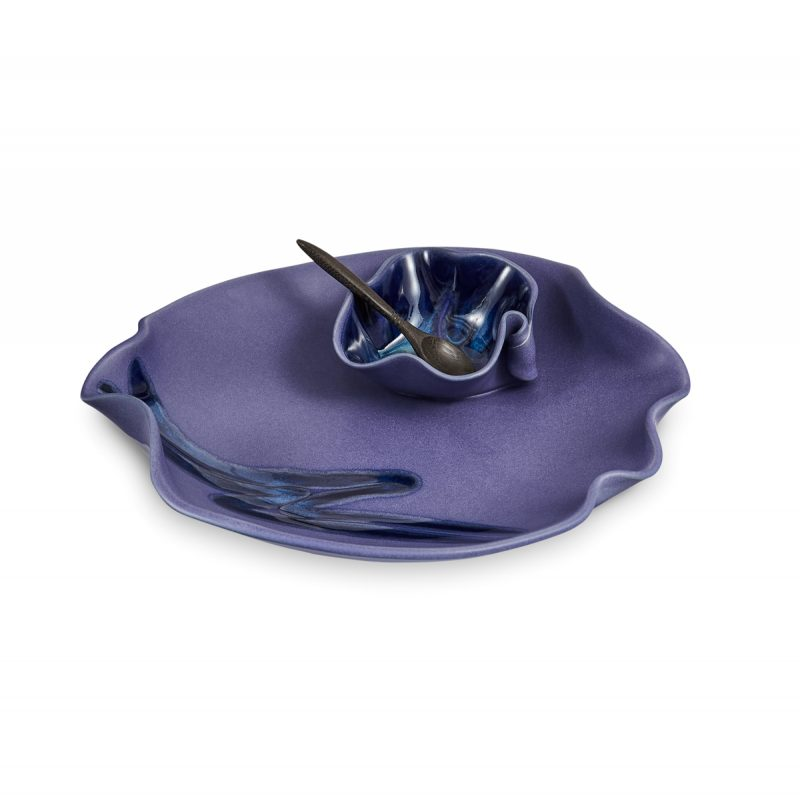 Periwinkle Small Dip Set