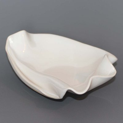 Tapenade Bowl ~ shown in Simply White