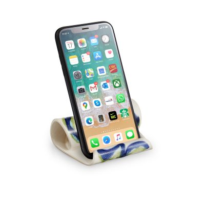 Northern Lights Cell Stand with Phone